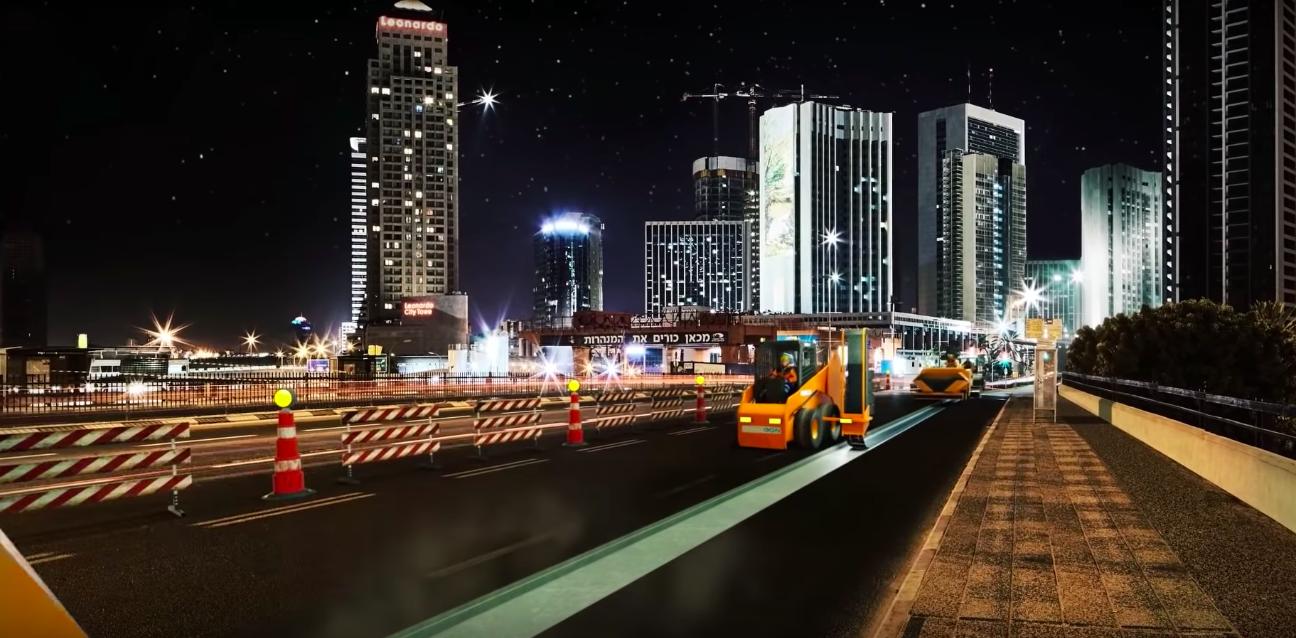La primera carretera eléctrica, ¿el adiós a las gasolineras?