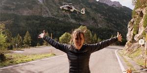 Megan Montaner publica una foto despidiéndose de la serie