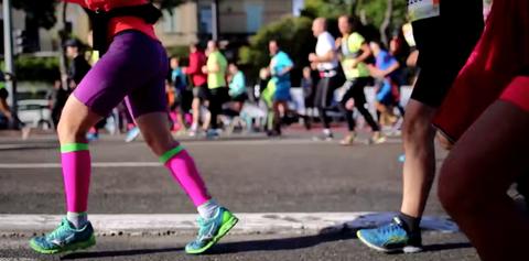 24 millas en 24 horas en el Día Mundial del Running