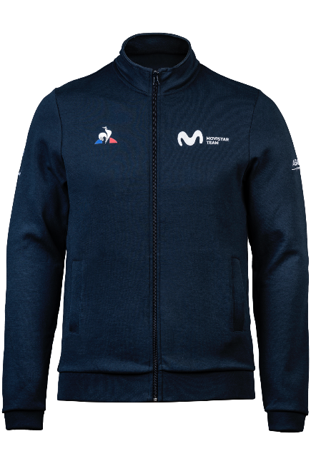 Sudadera le coq sportif Movistar Team