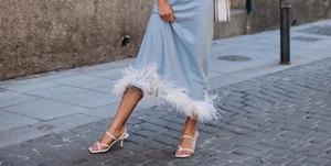Vestidos azules de invitada
