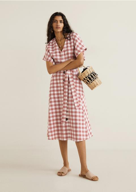 Clothing, White, Pink, Shoulder, Dress, Pattern, Pattern, Sleeve, Design, Nightwear,