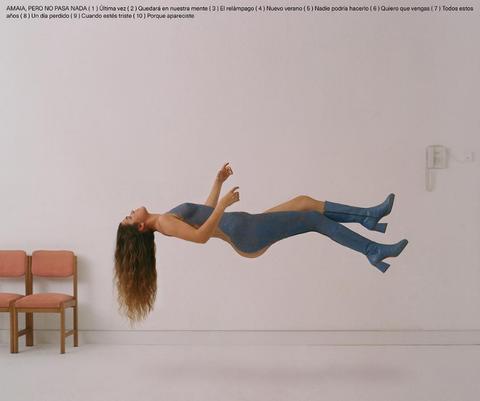 Amaia publica la portada de su primer disco y anuncia fechas de la gira