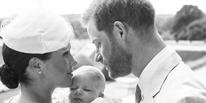 bautizo Archie hijo de meghan Markle y el principe Harry