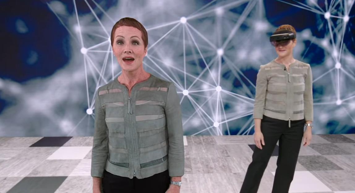 No aprendas idiomas: que lo haga tu holograma