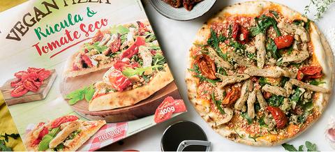 Pizza vegana de Mercadona