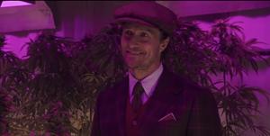 """Matthew McConaughey en """"The Gentlemen"""""""