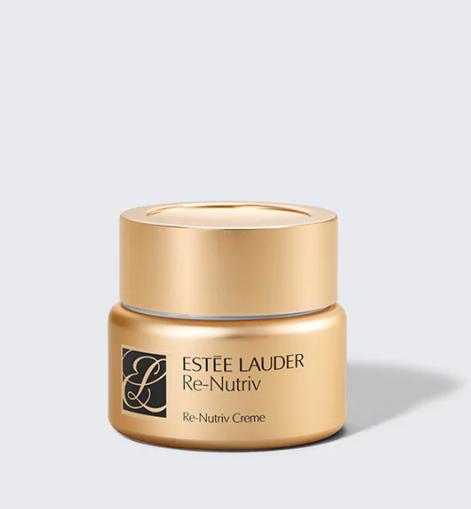 Product, Beauty, Skin, Skin care, Cream, Cream, Beige, Metal,