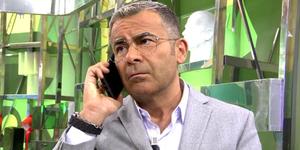 Jorge Javier recibe una llamada sobre GH VIP
