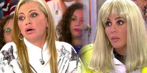 Belén Esteban y Anabel Pantoja no se hablan