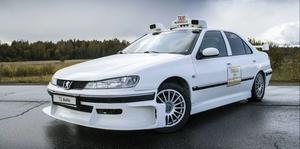 Peugeot 406 de Taxi 2 a la venta