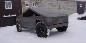 Tesla Cybertruck ruso Garage54