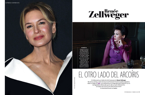 "Renée Zellweger protagoniza ""Judy"""