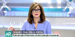 Ana Rosa Quintana decide prescindir de maquilladores