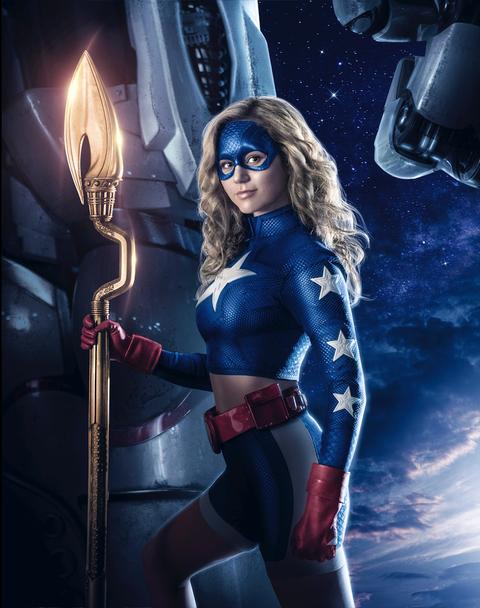 el poster promocional de stargirl
