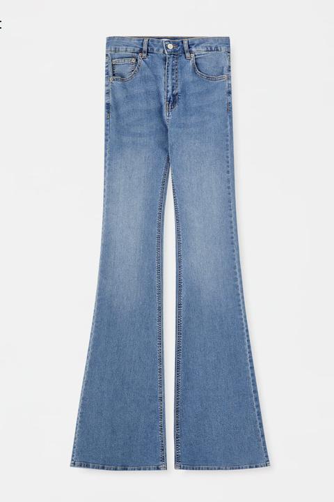 los jeans de pullbear ideales y que cuestan menos de diez euros