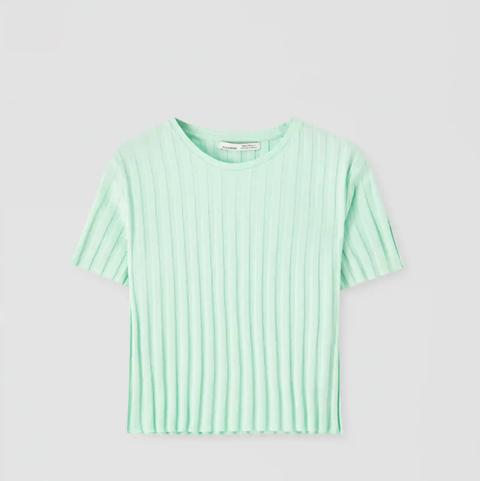 las diez camisetas más baratas de pullbear
