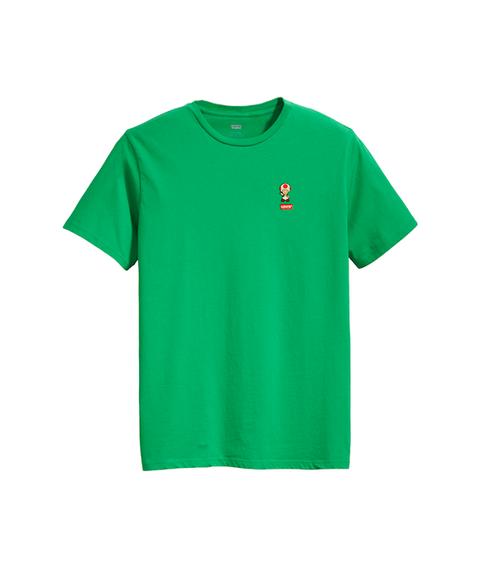 camiseta levi's x super mario