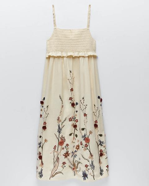 los diez vestidos de zara para triunfar en tus noches de verano