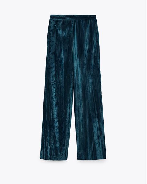 los 10 pantalones de zara que vas a amar más que a tus vaqueros