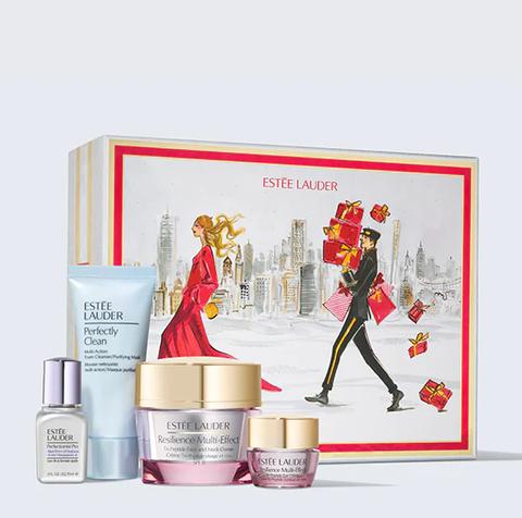 regalos navidad maquillaje y cremas estée lauder