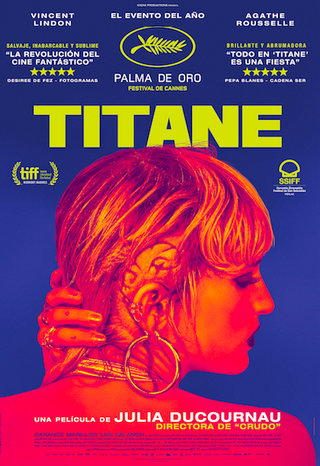 Crítica de 'Titane'