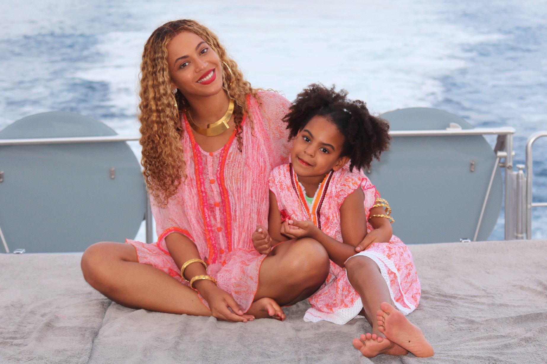 Beyoncé Is Also Amazed Blue Ivy Carter Looks So Much Like Her as a Kid