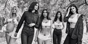 De Kardashians en Jenners voor Calvin Klein, My Calvins