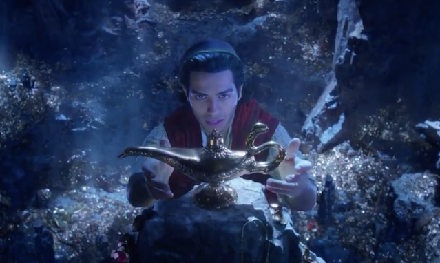 The First Teaser for Live-Action 'Aladdin' Is Here and Magical