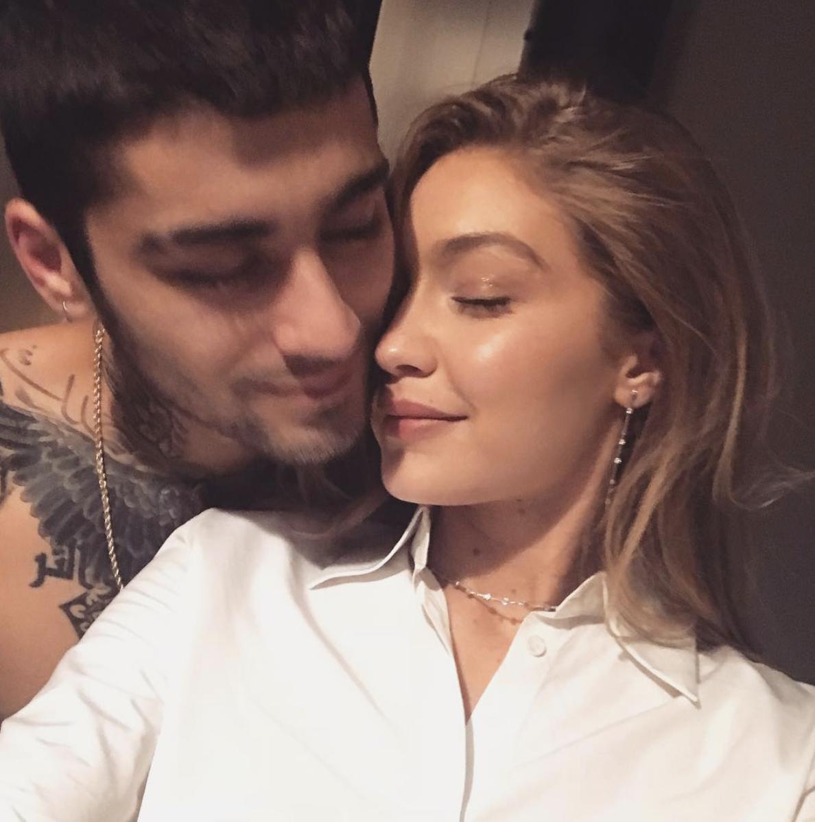 Gigi Hadid Makes Zayn Malik Renewed Romance Instagram