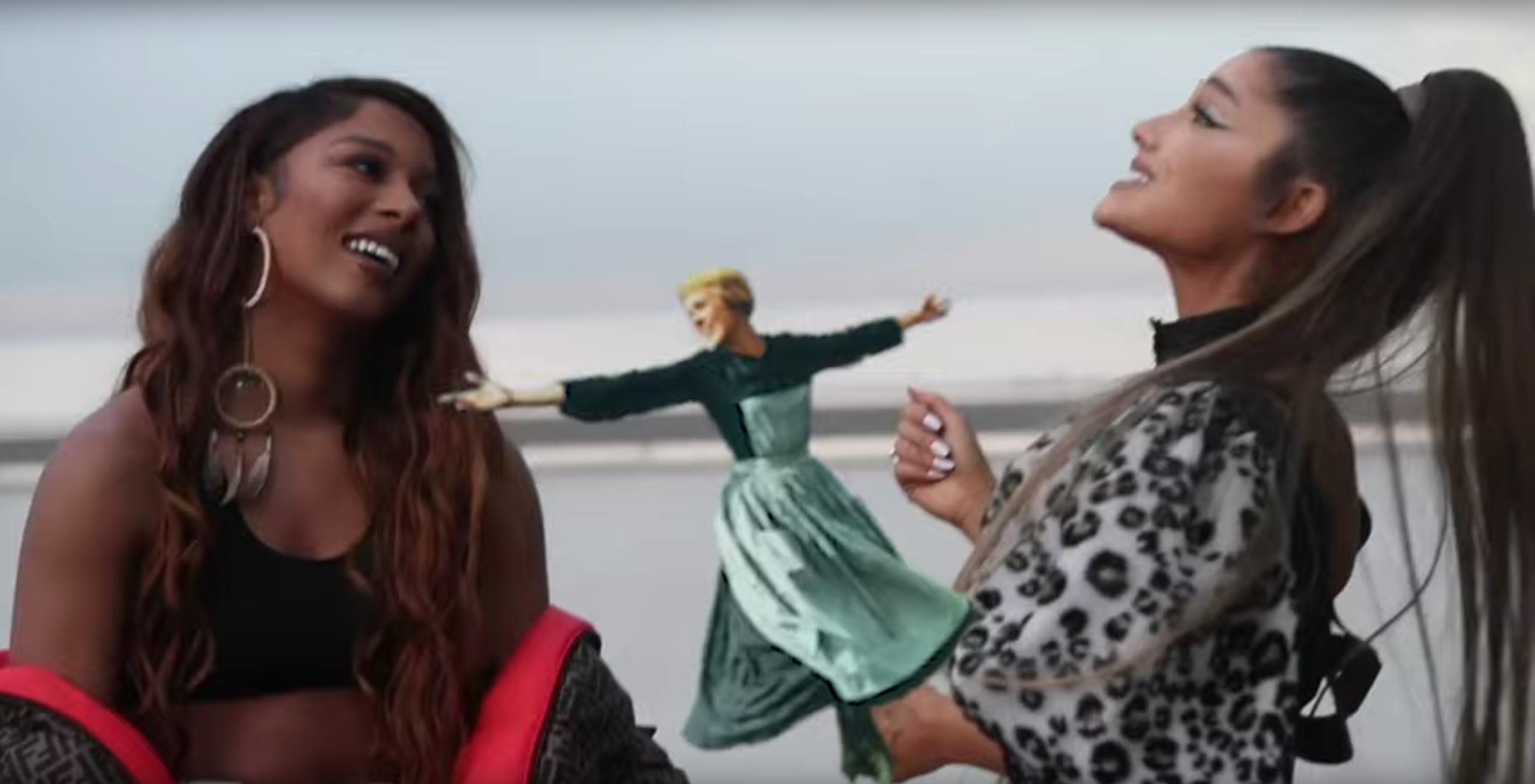 "Flipboard: Ariana Grande And Victoria Monét's ""Monopoly"