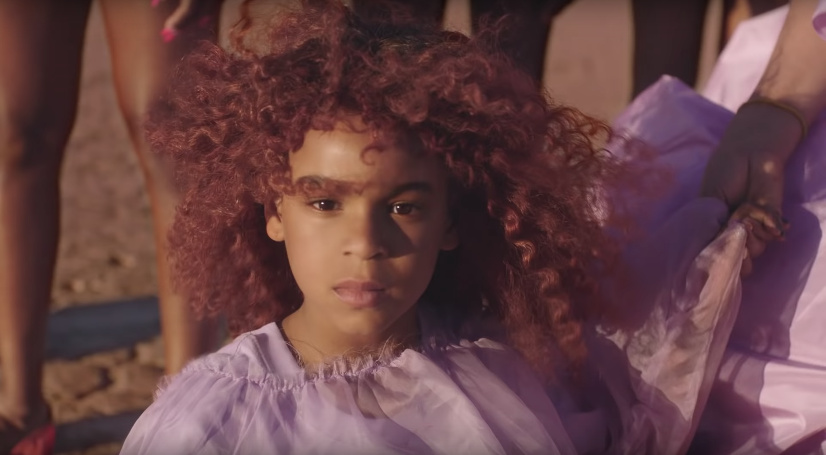 Blue Ivy Carter Sings on Beyoncé's 'The Lion King: The Gift,' and Twitter Had a Meltdown