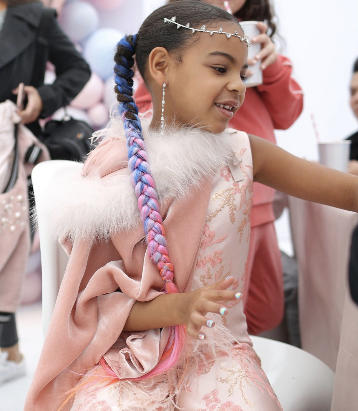 Beyoncé Asserts Blue Ivy Carter Is a 'Cultural Icon' in Trademark Battle, Which She Is