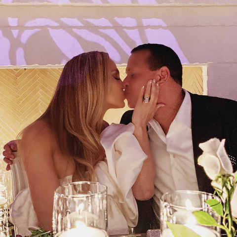 See Jennifer Lopez S Photos From Her And Alex Rodriguez S Engagement Party