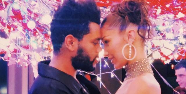 The Weeknd's 'Blinding Lights' Lyrics Address His Feelings for Bella Hadid