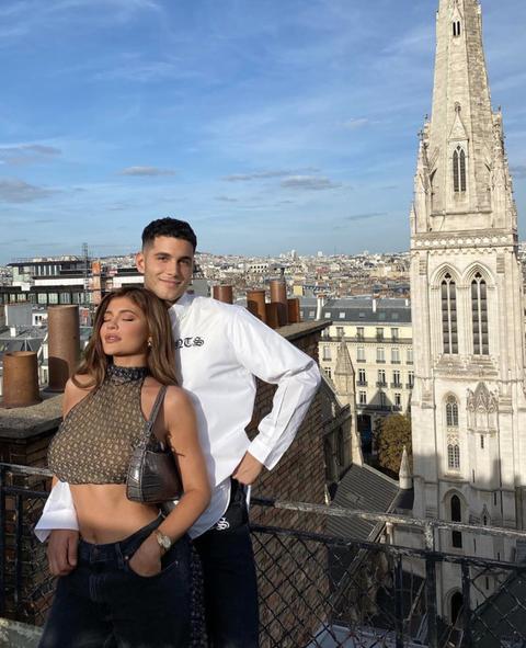 kylie and fai in paris