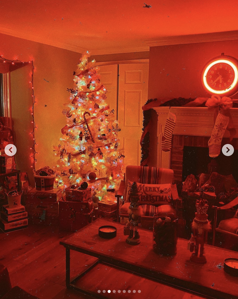 gigi hadid's decorations