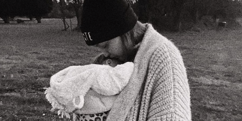 Gigi Hadid Shares the Moment Her Baby Girl Experienced Snow for the First Time
