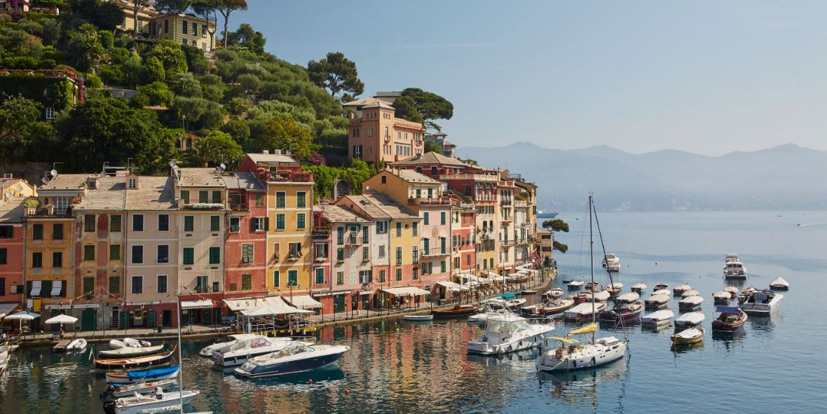 Six Spots in Portofino You Shouldn't Miss