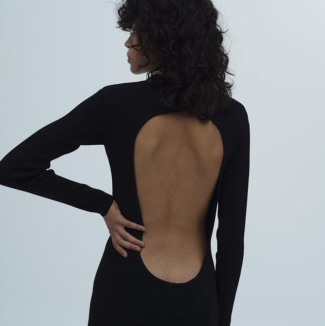 vestiti scollati sulla schiena