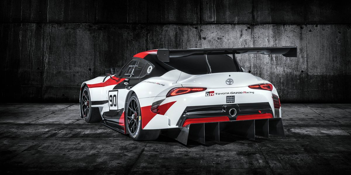 The 2019 Toyota Supra Will Sort Of Be the Turbo 86 You\'ve Always Wanted