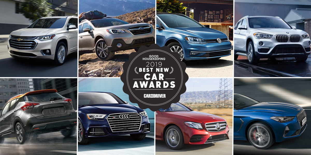 The Best New Cars Of 2019 Top Tested Cars For Families