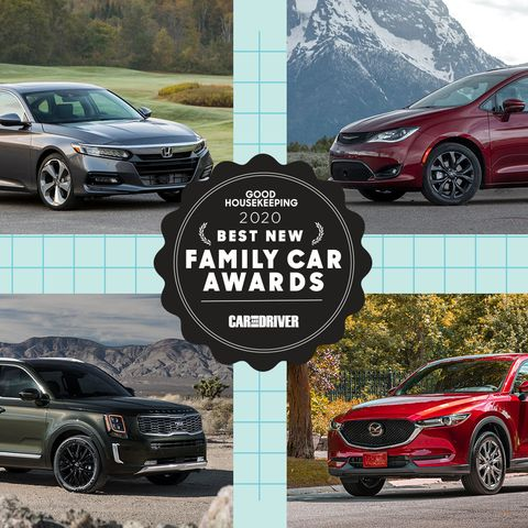 16 Best Family Cars Of 2020 Top Tested New Suvs For Families