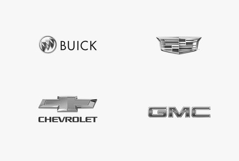 car brands general motors