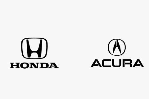 car brands honda