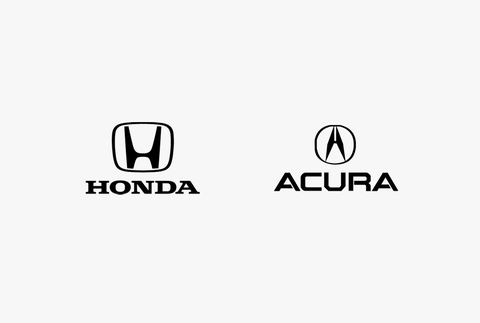 car brands honda