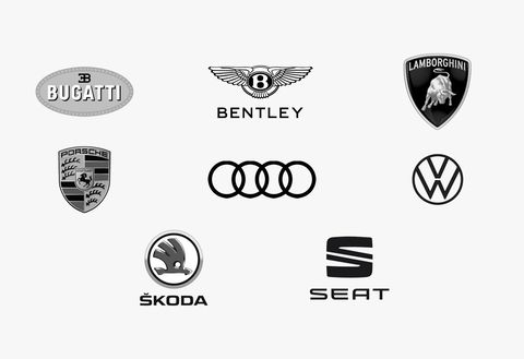 car brands volkswagen group