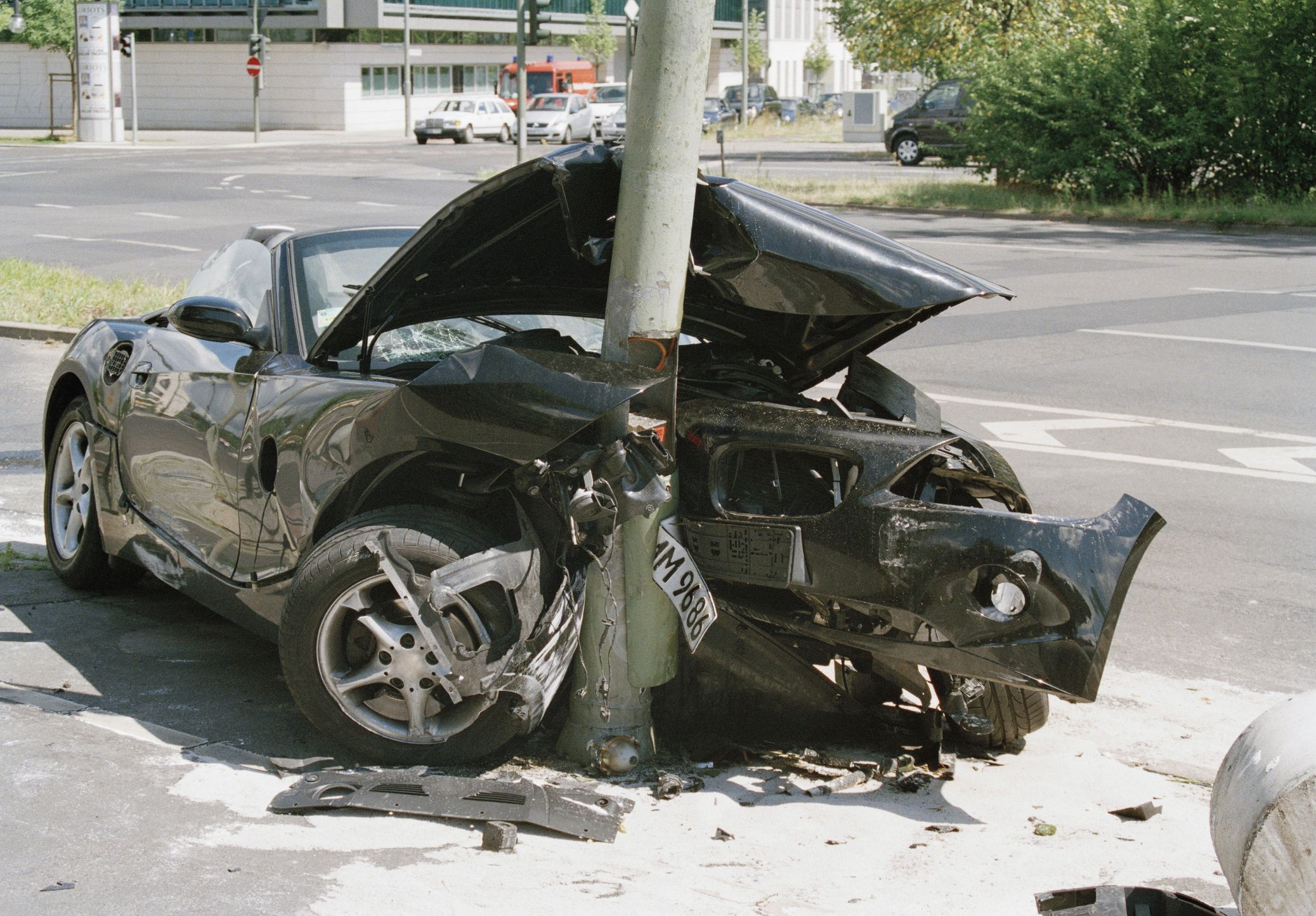 How Much Insurance Pays For A Totaled Car Quick Guide