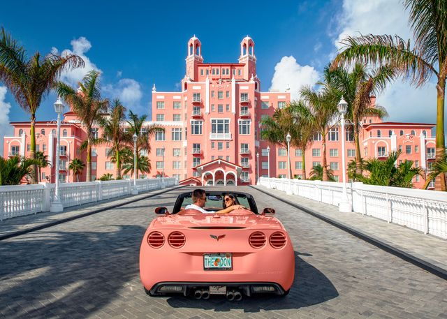 the don cesar in st pete beach florida