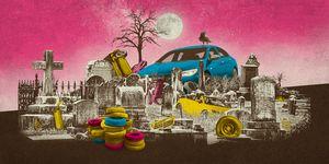 Dead Cars 2020